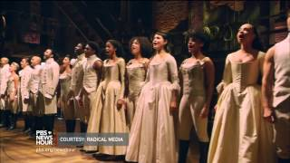 Hip-hop and history blend for Broadway hit 'Hamilton' - dooclip.me
