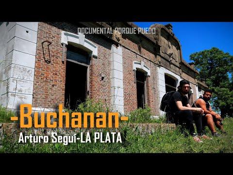 Buchanan, la estación de tren abandonada en Arturo Seguí