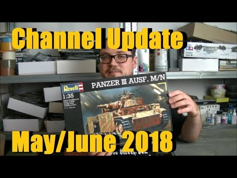 Channel Update May/June 2018
