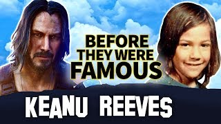 Keanu Reeves | Before They Were Famous | E3 Moment