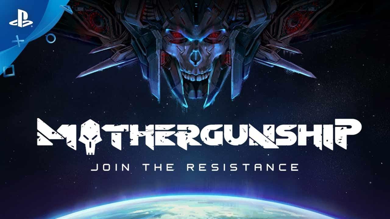 Mothergunship Co-Op & Crafting Details, Hands-on Demo at PSX