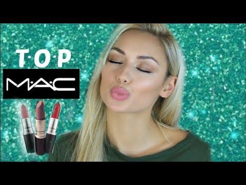 Top Mac Lippenstifte