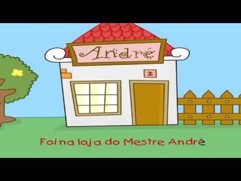 Música A Loja do Mestre André