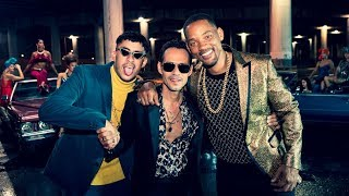 Marc Anthony, Will Smith, Bad Bunny - Está Rico | Detrás de Cámara