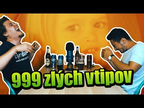Čítame 999 ZLÝCH VTIPOV 2 w/ PPPíter