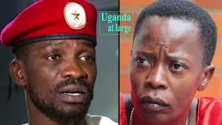 Nambooze Akukulumyeira Olwa Bobi Wine Okuwagira Kagimu Ku Bwa MP