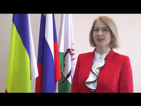 Поздравление главы Администрации Целинского района О.К.Косенко с Днем России!