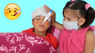 Sick Song - Children Songs & Nursery Rhymes