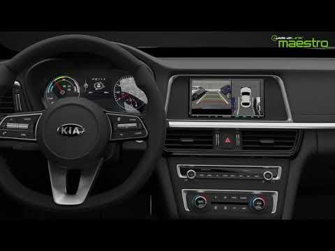 Controlling a Hyundai/Kia Multi-Angle Camera on an aftermarket receiver