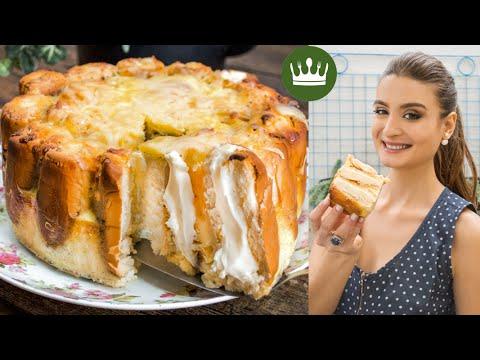 Torta de Bisnaguinha