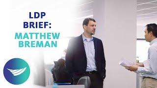 Leadership Development Program (LDP)® Story Brief: Matthew Breman | CCL