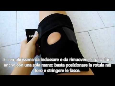 Periartrite ginocchio terapeutico