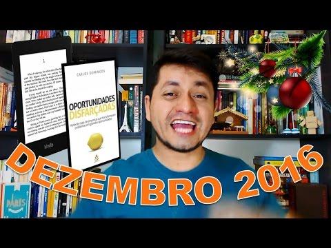 Leituras de Dezembro 2016 | Oportunidades Disfarçadas | Kindle | Bukowski