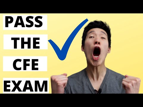 This is how you PASS the CFE EXAM for CPA - YouTube