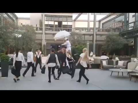 FLASH MOB – SPECTACULAR DANCE SHOW