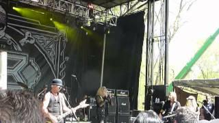 "Black n Blue ""Autoblast"" M3 Music Festival, Merriweather, Columbia, MD 5/2/15 live concert"