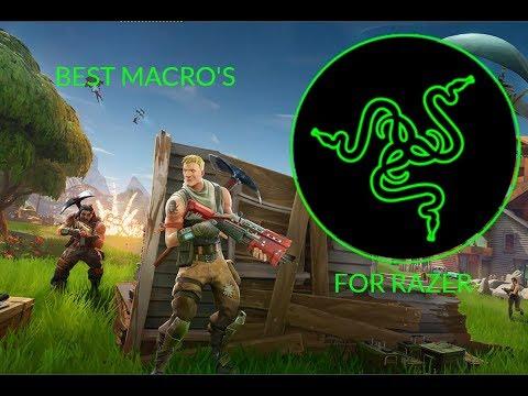Macro For Fortnite Logitech Youtube