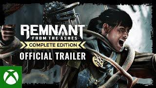 Xbox Remnant: From the Ashes - Complete Edition | Accolades Trailer anuncio