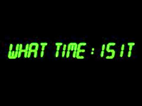What Time is it  - i can smile.wmv