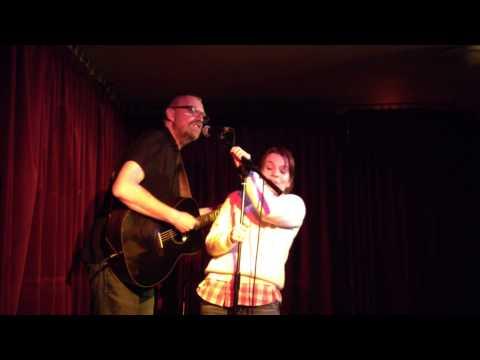 Boo Hewerdine and Hafdis Huld Live at Green Note: Snowglobe