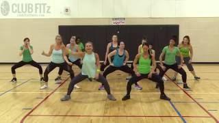 'XANNY FAMILY' @Future CLUB FITz Choreo #DanceFitness