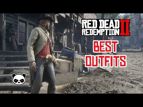 Top 3 Best Outfits In Red Dead Redemption 2! (RDR2 Best Outfits