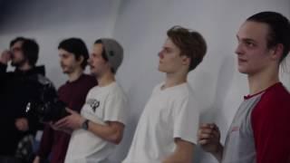 """Видео-отчет с открытия крытого скейтпарка и скейтшколы """"РАД"""" в Москве"""