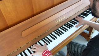 Jay Hardway - Wake Up ( Piano Arrangement by Danny )