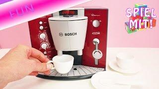 Kaffekränzchen mit besonderen Gästen | Kathi läd zu einem Espresso mit der Bosch Minimaschine ein