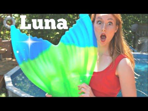 Luna Mermaid Swim Fin Review