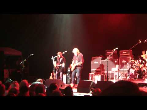 Bachman and Turner (BTO) Playing - Stayed Awake All Night - and  - American Woman - at the Orange County Fair on July 20, 2012