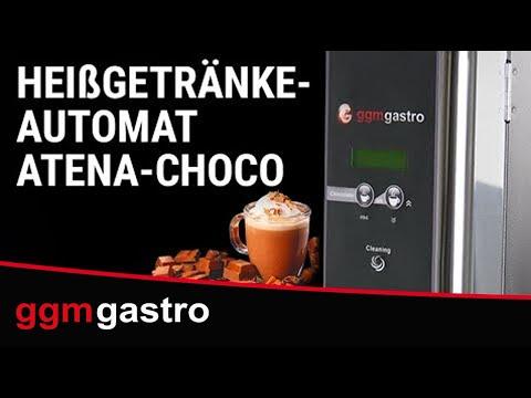 Heißgetränkeautomat Atena-Choco - GGM Gastro