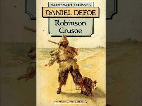 Robinson Crusoe  Chapter  Summary  Analysis  Daniel Defoe  Robinson Crusoe Study Questions  Essay Topics Summary
