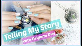 Origami Owl   My Story Living Locket