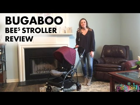 NEW Bugaboo Bee5 Stroller – Full Review!