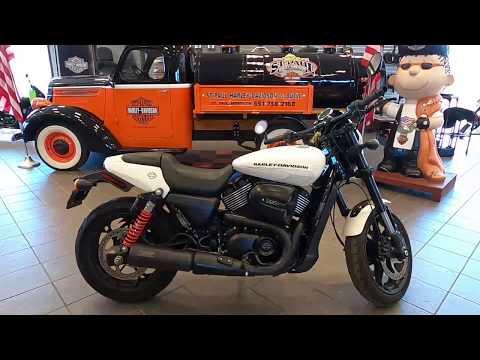 2018 Harley-Davidson Street Rod XG750A