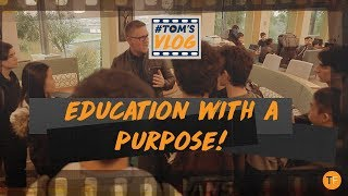 Education Is Totally Misunderstood And It's Our Fault! | TOMSVLOG #012