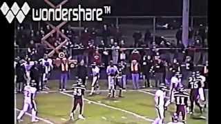 Melvindale Football Cardinals vs Milan Big Reds FULL GAME!!!! 05-06