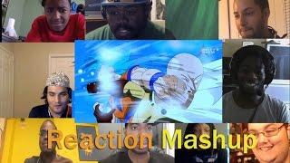 Goku vs Saitama -  Part 9  -  Hell (Series Finale) Dragonball Z vs One Punch Man REACTION MASHUP