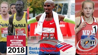 MO FARAH IS THE GREATEST!? | THE RUNNING REPORT