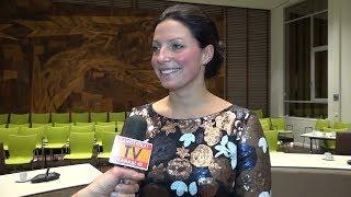 Installatie Burgemeester Hanne van Aart - Langstraat TV