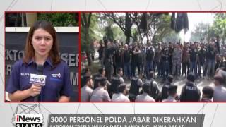 Habib Rizieq Tiba Di Mapolda Jabar Untuk Melakukan Pemeriksaan  INews Siang 12/01