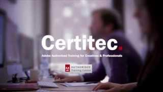 Certitec - Adobe Authorised Training