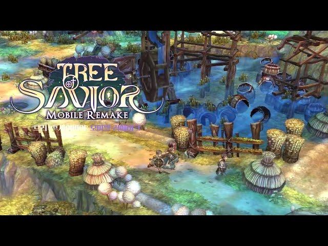 Tree of Savior Mobile Remake (KR) - Teaser trailer