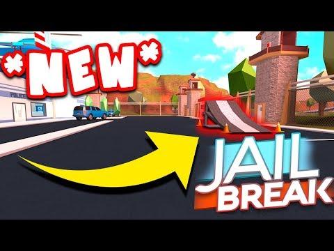 NEW WAY TO ESCAPE IN JAILBREAK