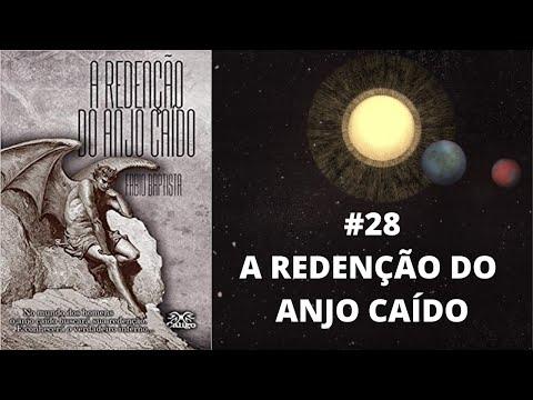 Diário de Anarres #28 Redenção do Anjo Caído (Fábio Baptista) RESENHA