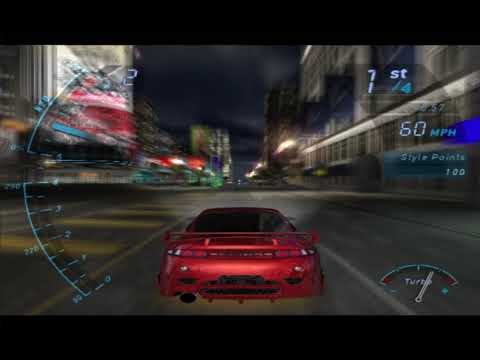 Download Need For Speed Underground Ps2 Gameplay Hd Pcsx2 60fps