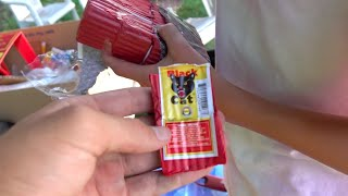 Black Cat Supercharged Firecrackers Review