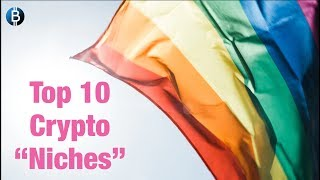 Top 10 Crypto Niches You Should Invest In For 2019 Bull Run
