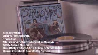 """Stealers Wheel """"Star"""" - Ferguslie Park 180-Gram Vinyl from Intervention Records"""